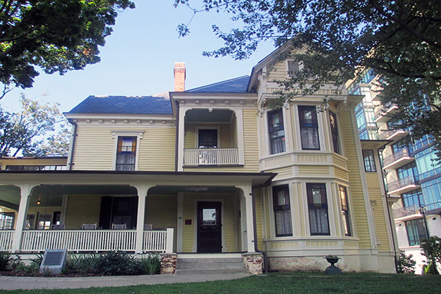 Thomas Wolfe House in Asheville, NC