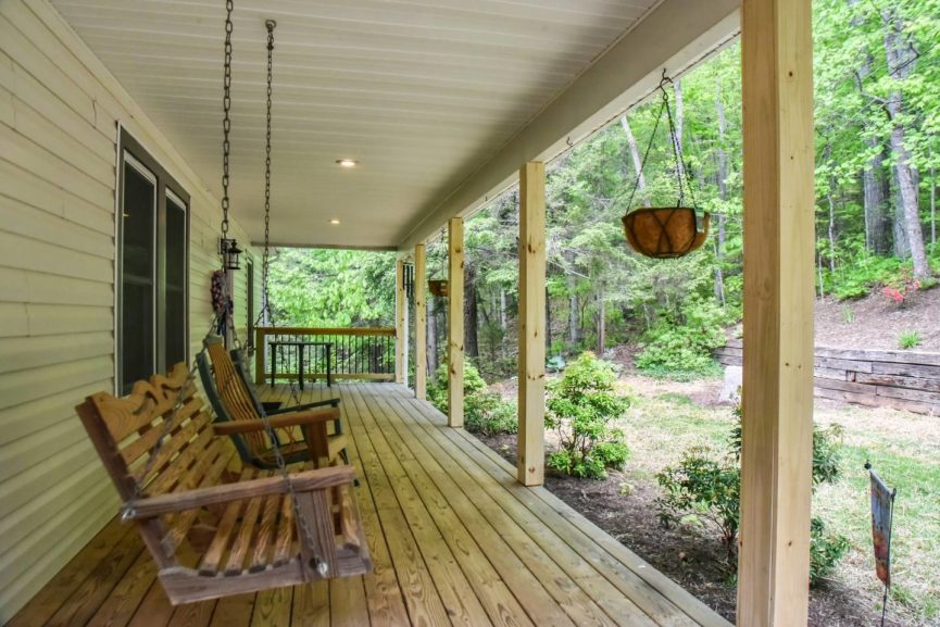 Cool Mountain Vacation Rental in Asheville, NC