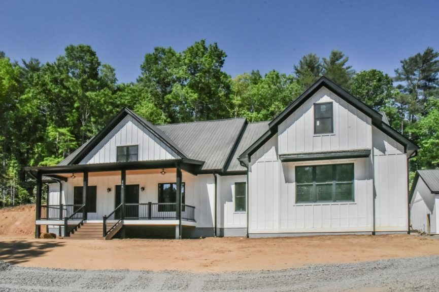 Mountain Gap Farm House