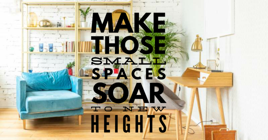 Design Tips for Smalls Spaces