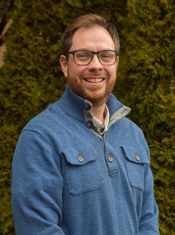Josh Schmidt headshot